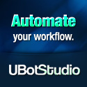 UBot Studio-Create Your Own Bots